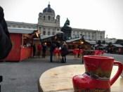 Vienna Market Gluhwein