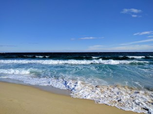 barcelona-weekend-beach