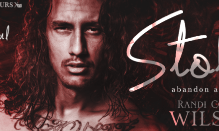 Stolas by Randi Cooley Wilson Cover Reveal