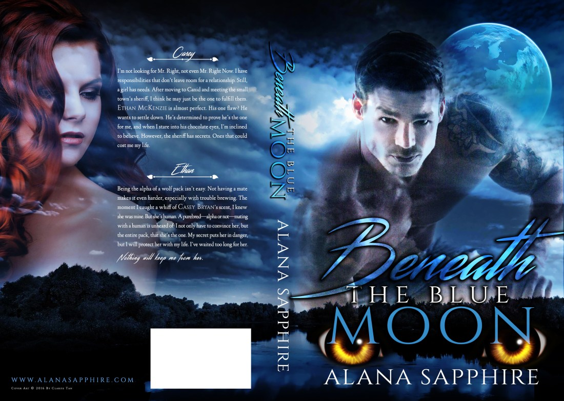 Beneath The Blue Moon PB