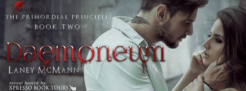 Daemoneum by Laney McMann Cover Reveal