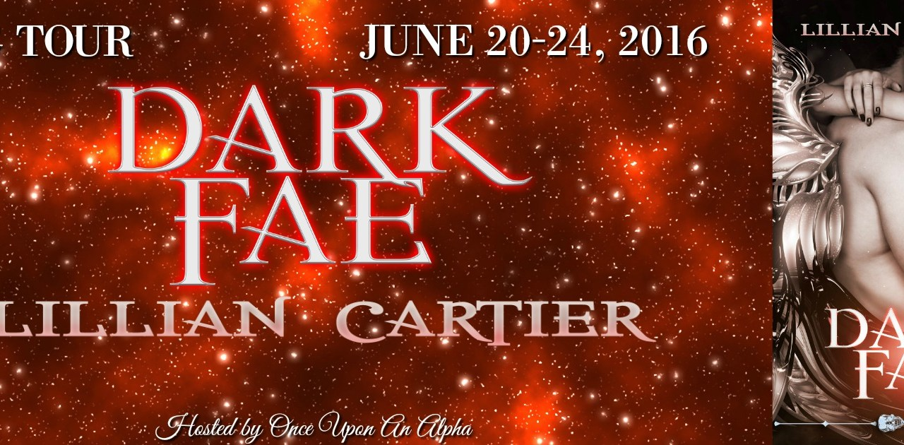 Dark Fae by Lillian Cartier Blog Tour