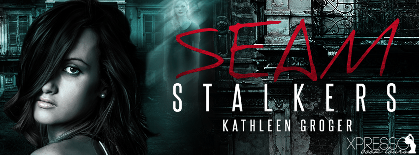 Seam Stalkers  by Kathleen Groger Cover Reveal