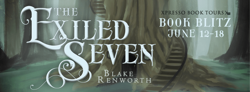 The Exiled Seven by Blake Renworth Book Blitz