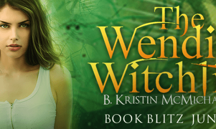 The Wendigo Witchling by Kristin McMichael Release Day Blitz