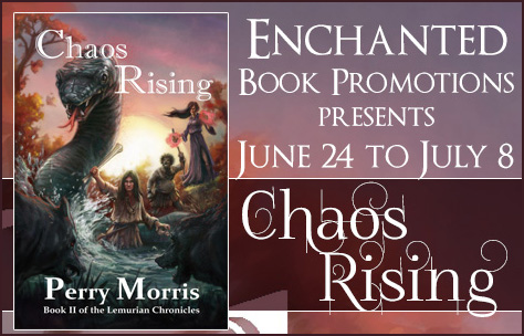 Chaos Rising by Perry Morris Blog Tour