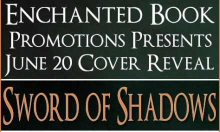 Sword of Shadows by Karin Rita Gastreich Cover Reveal