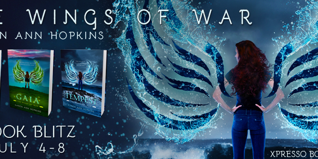 Wings of War by Karen Ann Hopkins Release Blitz