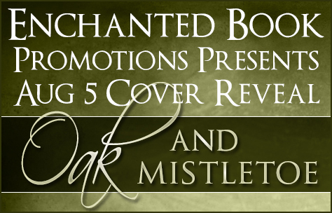 Oak & Mistletoe by J.Z.N. McCauley Cover Reveal