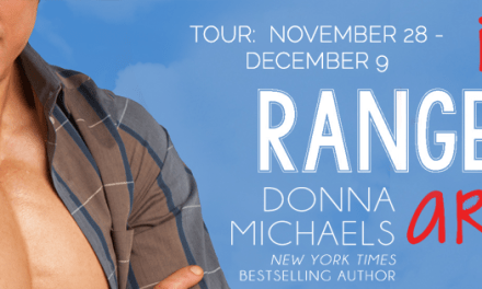 In A Ranger's Arms by Donna Michaels Blog Tour