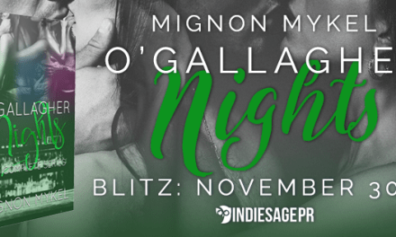 O'Gallagher Nights by Mignon Mykel Book Blitz
