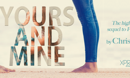 Your and Mine by Christine Duval Cover Reveal