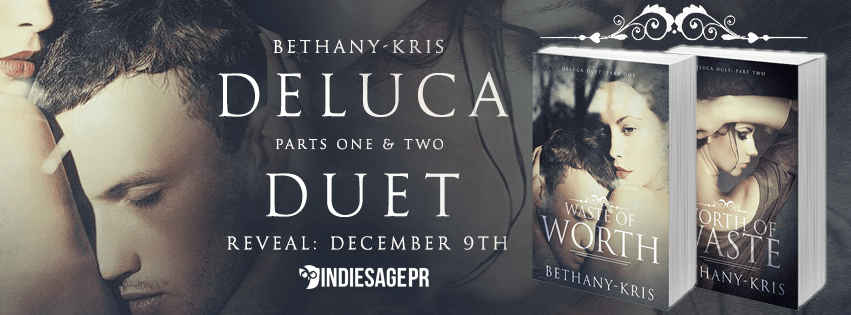Double Cover Reveal Deluca Duet by Bethany-Kris