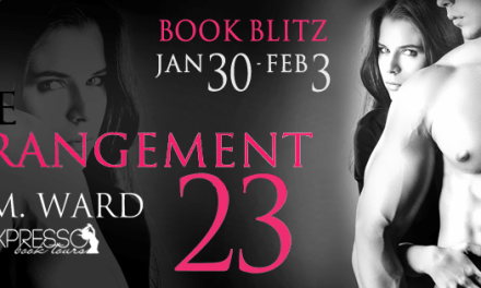 The Arrangement 23 by H.M. Ward Book Blitz