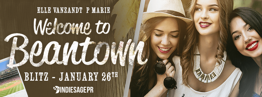 Welcome to Beantown by Elle Vanzandt & P. Marie Book Blitz