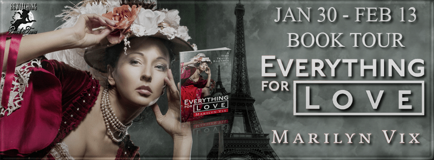 Everything For Love by Marilyn Vix Blog Tour
