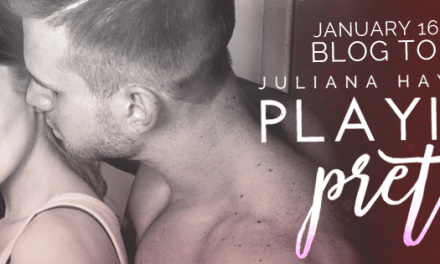 Playing Pretend by Juliana Haygert Blog Tour