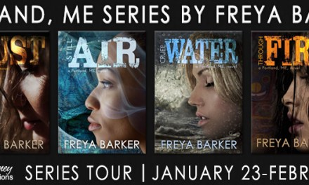 Portland, ME by Freya Barker Blog Tour