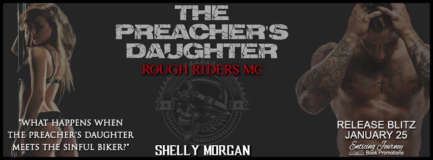 The Preacher's Daughter by Shelly Morgan Release Blitz