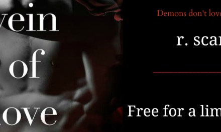 Vein Of Love by R. Scarlett Sales Blitz