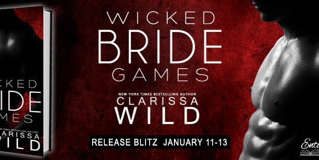 Wicked Bride Games by Clarissa Wild Release Blitz
