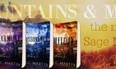 Mountains & Men by R.C. Martin Blog Tour