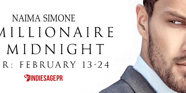 A Millionaire At Midnight by Naima Simone Blog Tour