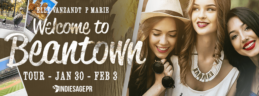 Welcome to Beantown by Elle Vanzandt and P. Marie Blog Tour
