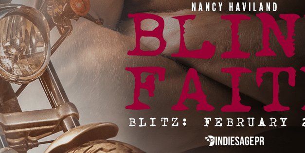 Blind Faith by Nancy Haviland Book Blitz