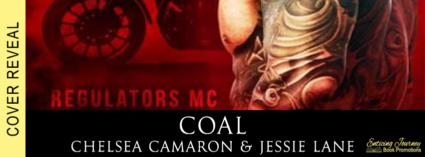 Regulators MC Coal by Chelsea Camaron & Jessie Lane Cover Reveal