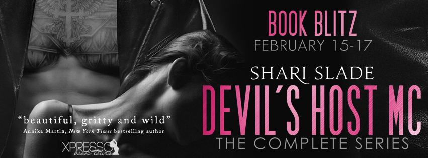 Devil's Host MC by Shari Slade Book Blitz
