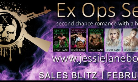 Ex Ops Series by Jessie Lane Sales Blitz