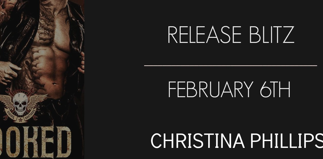Hooked by Christina Phillips Release Blitz