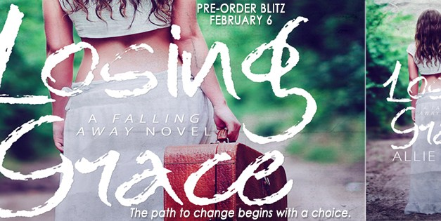 Losing Grace by Allie Little Pre-Order Blitz
