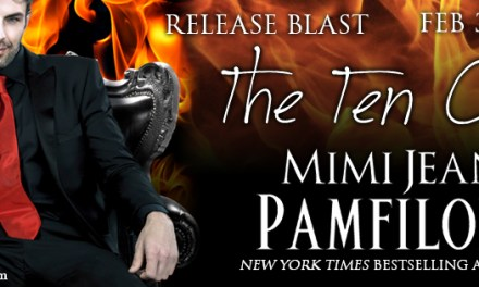The Ten Club by Mimi Jean Pamfiloff Release Blast