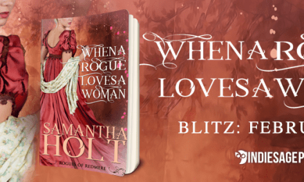 When A Rogue Loves A Woman Release Blitz
