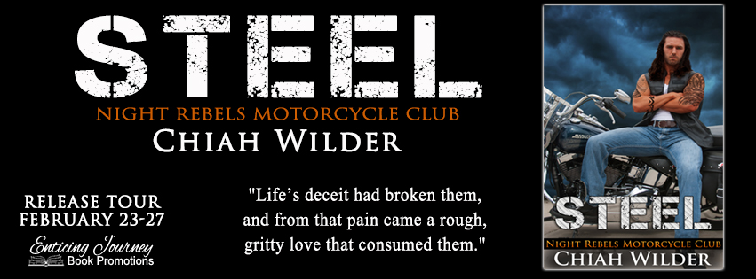 Steel by Chiah Wilder Release Tour