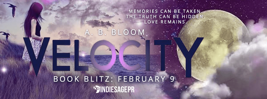 Velocity by A.B. Bloom Book Blitz