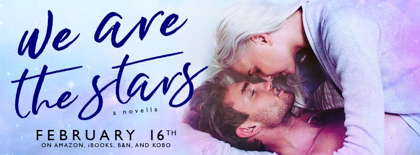 We Are the Stars by Teagan Hunter Release Tour