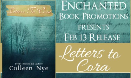 Letters to Cora by Colleen Nye Release Blitz