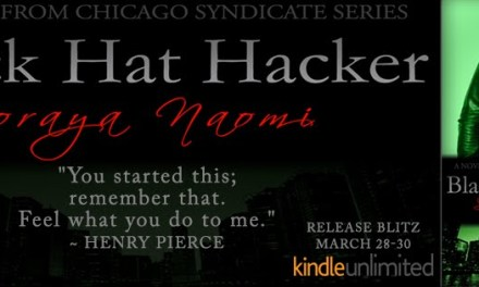 Black Hat Hacker by Soraya Naomi Release Blitz
