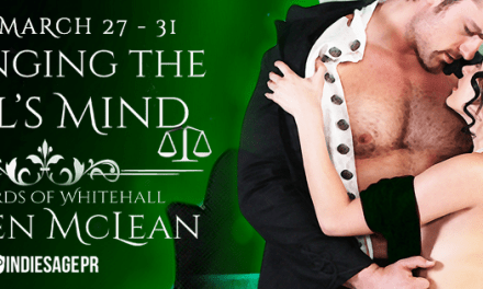 Changing The Earl's Mind by Kristen McLean Blog Tour