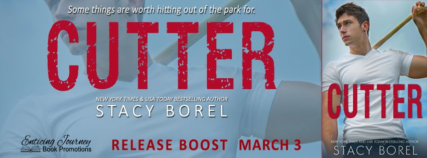 Cutter by Stacy Borel Release Blitz