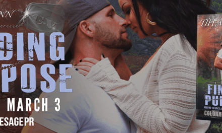 Finding Purpose by Tiffani Lynn Cover Reveal