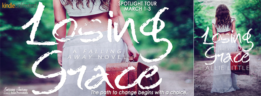 Losing Grace by Allie Little Spotlight Tour