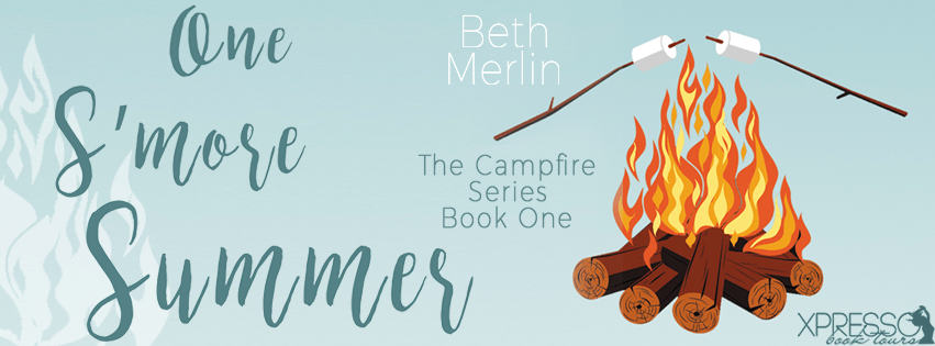 One S'more Summer by Beth Merlin Cover Reveal