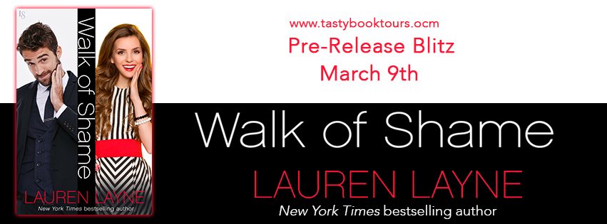 Walk of Shame by Lauren Layne Pre-Release Blitz