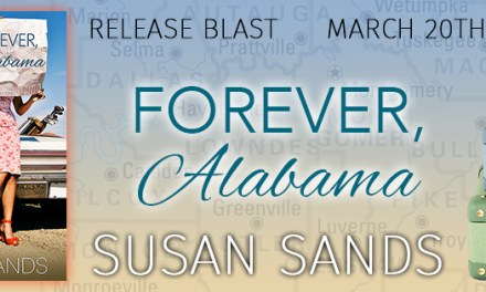 Forever Alabama by Susan Sands Release Blast
