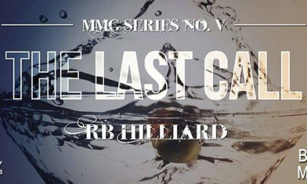 The Last Call by R.B. Hilliard Blog Tour