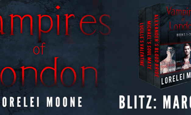 Vampires of London by Lorelei Moone Release Blitz